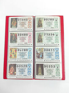 Collection Lottery National 1996-97 Art IN The Cathedrals, Includes File