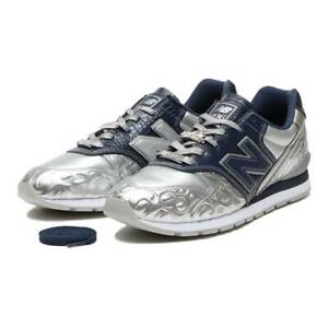 FRANCK MULLER × NEW BALANCE CM996FMS Silver US 6 - 11 Authentic