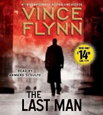 The Last Man by Vince Flynn (2014, CD)