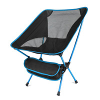 Travel Outdoor Folding Chair Camping Portable Beach Hiking Picnic Fishing Seat