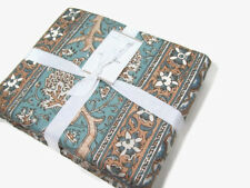 Pottery Barn Multi Colors Selena Block Print King Duvet Cover 2 Euro Shams New