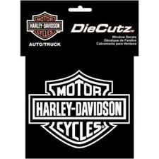 Harley-Davidson Bar and Shield Die Cutz Decal free shipping