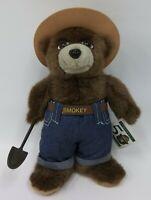 1994 Smokey the Bear Stuffed Animal Plush Toy 50 Year Anniversary NWT