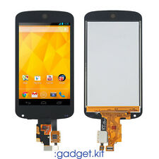 For LG Google Nexus 4 E960 LCD Display Touch Screen Digitizer Assembly Repair GA
