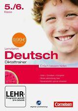 Cornelsen Lernvitamin Deutsch Diktattrainer 5./6. Klasse (verschweißte Neuware)