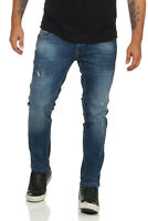 SOLID JEANS SLIM FIT HOSE JOY DESTROY-LOOK JEANS
