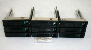 "Lot of 9 Intel C82439-001 3.5"" Hard Drive Caddy"