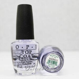 OPI Lacquer Nail Polish - NT T30 Top Coat for Natural Nail 0.5oz/ 15mL NTT30
