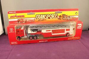 Majorette Transports 612 Serie 600 1:87 Kenworth District 2 Fire Engine