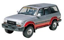 Tamiya 24107 1/24 Toyota LAND CRUISER 80 VX LIMITED Adventure Road Toning Rare