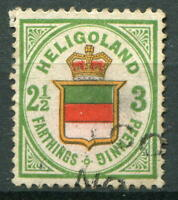 Altdeutschland HELGOLAND(Heligoland) 1876 Mi.17a - USED -2000€
