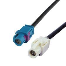 For BMW CIC COMBOX USB Cable E90 E60 E87 E70 Fakra HSD Z to B Female Dacar 535