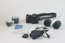 Olympus E-620 12.3MP Digital SLR Camera W/ 40-150mm 1:4-5,6 and 14-42mm Lens
