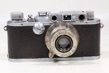 Leica IIIA ModelG with 50mm f3.5 Nickel Elmar!!!!