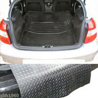 3pc modular rubber boot liner load mat bumper protector BMW 1 series 2004-2013