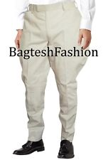 Mens Women Jodhpurs Equestrian Riding Breeches Pant Horse Riding Baggy Breeches