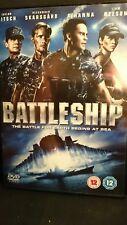 Battleship - DVD (2012) Liam Neeson, Rihanna, Taylor Kitsch