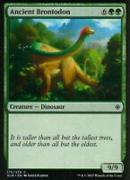4x Ancient Brontodon | NM/M | Ixalan | Magic MTG