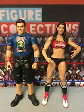 WWE Wrestling Mattel Basic Battle 2 Packs Series 51 Maryse Miz Figures Lot