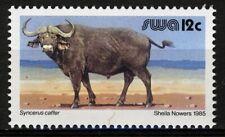South West Africa 1985, 12c African Buffalo VF MNH, Mi 570