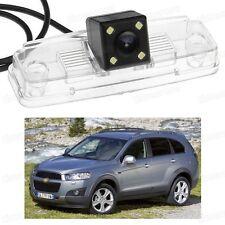 4 LED Car Rear View Camera Reverse Backup CCD for Chevrolet Captiva 2012-2014 13