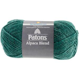 Spinrite-Patons Alpaca Natural Blends Yarn-Lagoon
