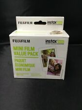 Authentic FujiFilm Instax Mini Film Value Pack - 60 Exposures New