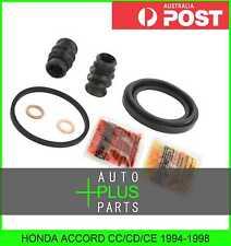 Fits HONDA ACCORD CC/CD/CE - Brake Caliper Cylinder Piston Seal Repair Kit