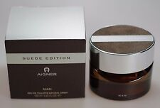 Aigner Suede Edition MAN 125 ml Eau de Toilette Spray NEU / Folie