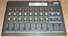 KORG KMX-8 SYNTHESIZER MIXER FULLY CLEANED & CHECKED POLYSIX MONO/POLY EX COND