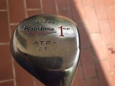 "Vintage Steel Shaft Rainbow Brand Driver  1 Golf Club. 44"" Total Club Length."