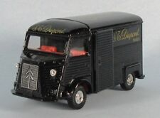 DANDY Citroen H Van S.T. Dupont (Black) 1/43 Scale Diecast Model ULTRA-RARE!