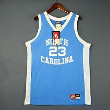 100% Authentic Michael Jordan Nike North Carolina Jersey Size Mens 48 XL