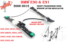 BMW 2006-2012 E90 E91 Coupe Front Passenger Door Window Lifter Regulator GENUINE