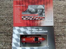 Telefonkartenbox Faszination Formel 1 CallingCard 5 DM u. Modell Alfa Romeo 158