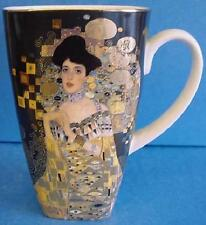 Goebel QUADRATO ART NOUVEAU TAZZA-Gustav Klimt-ADELE BLOCH BAUER - 1052 allegato