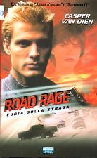 ROAD RAGE - Furia sulla strada (2000) VHS  Eagle