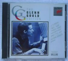 Glenn Gould Edition - Bach: Two- and Three-Part Inventions by Glenn Gould Sealed