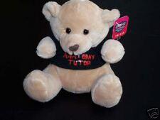 """""""ANATOMY TUTOR"""" BIG FAT ATTITUDE STUFF TEDDY BEAR - NWT"""