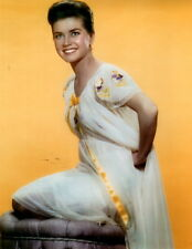 Dolores Hart Negligee 8x10 photo P2883