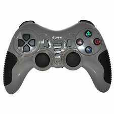 Wireless USB 2.4G Gaming Controller GamePad Joystick For PS1 PS2 PS3 PC Computer
