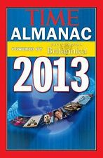 TIME Almanac 2013: Powered By Encyclopedia Britannica-ExLibrary