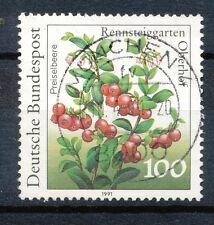 Bundespost 1508 plaatfout f26 gestempeld