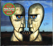 CD (NUOVO!). PINK Floyd-The Division Bell (Dig. REM. 2011 High Hopes mkmbh