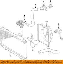 TOYOTA OEM 89-01 Camry-Engine Water Pump 161007918583