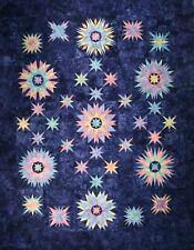 Winter Solstice Queen Quilt Kit Hand Dyed Fabrics Starr Designs