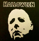 PATCH - Halloween movie / Michael Myers - canvas screen print HORROR patches