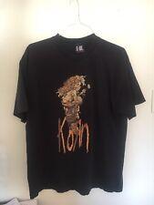 Vintage Korn Shirt XL Megadeth Metallica Pantera Nine Inch Nails