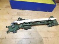 DINKY TOYS 666 missile erector vehicle corporal missile excellent Boxed