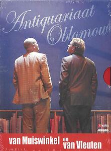 Van Muiswinkel & Van Vleuten - Antiquariaat  sealed dvd